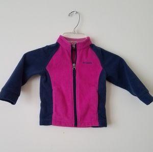 Columbia Kids Fleece Full Zip Jacket
